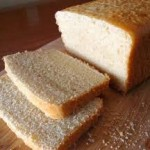 Egg Enriched White Bread