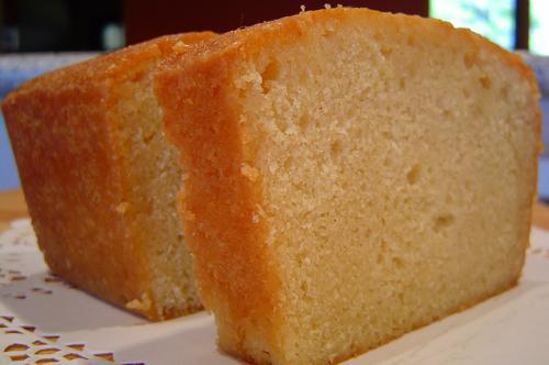 pound cake bread machine